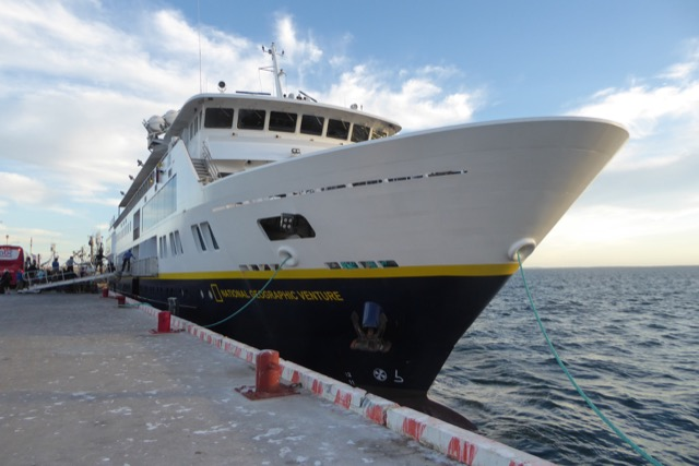Lindblad's New National Geographic Venture