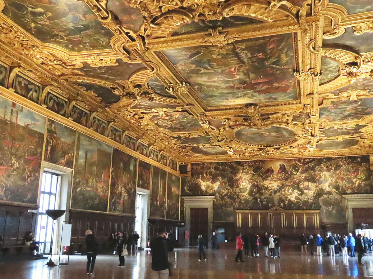 Doge's Palace on the Venice & Its Lagoons itinerary