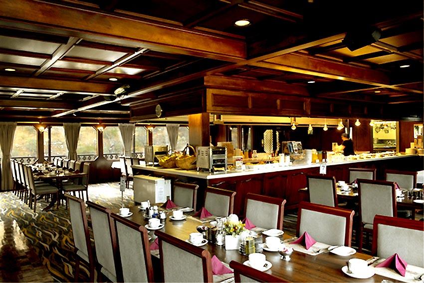 Murray Princess Dining Room