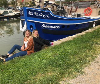 French Barge Cruise - Esperance on the Canal du Midi