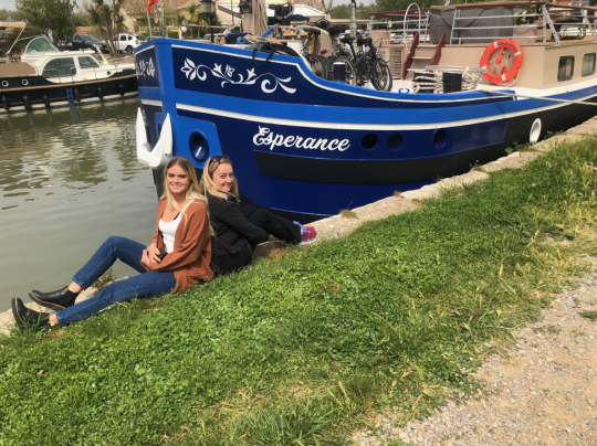 French Barge Cruise - Esperance on the Canal du Midi