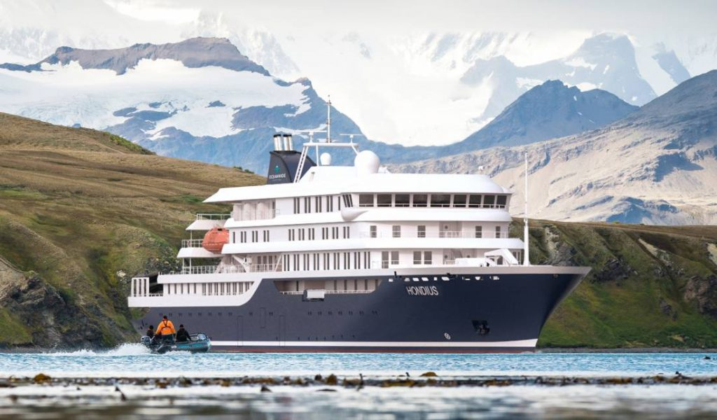 Oceanwide Expeditions new Hondius
