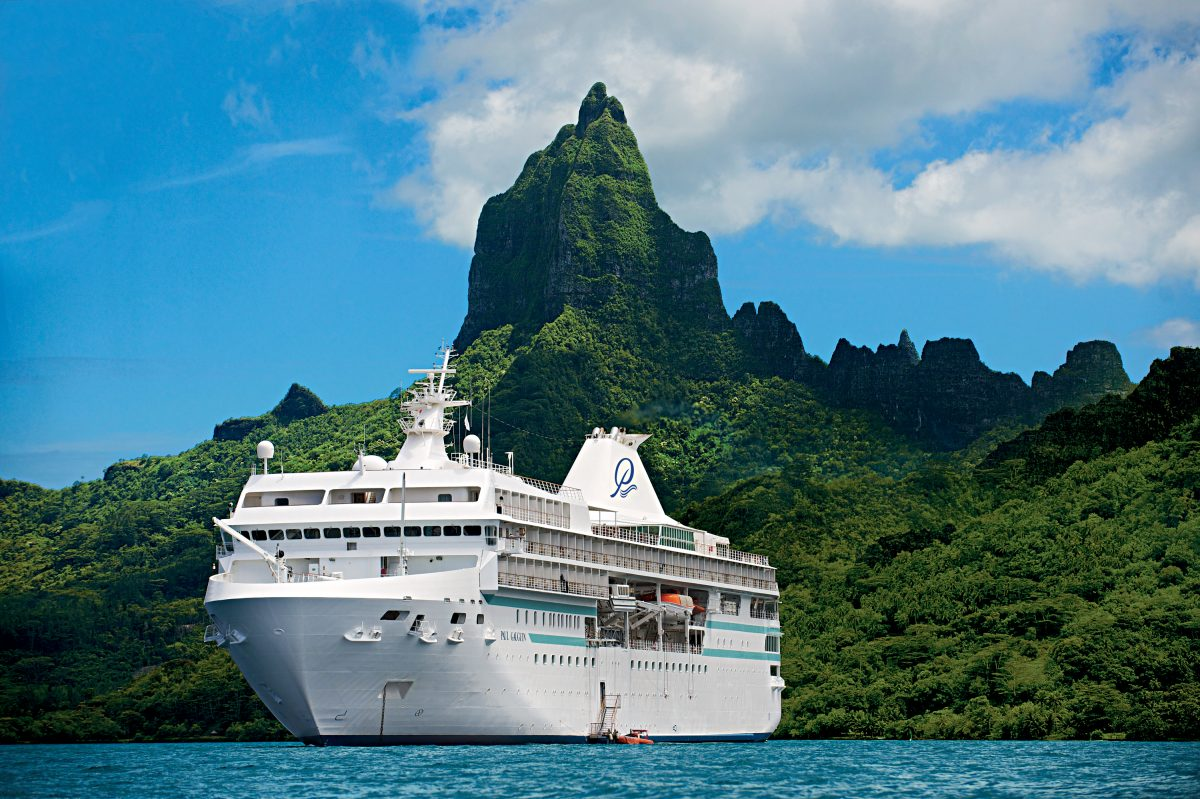 Ponant Buys Paul Gauguin for their 332-passenger Paul Gauguin