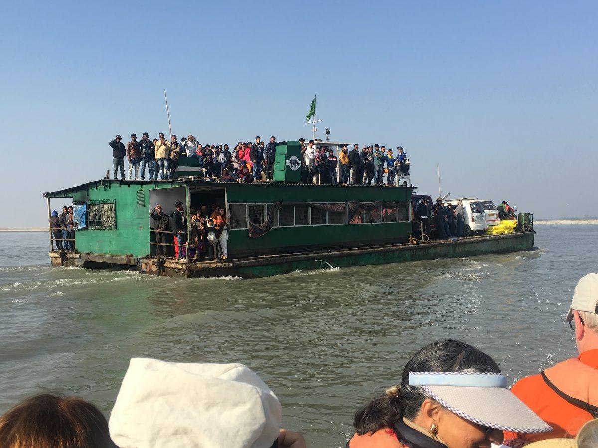 public ferry to Manjuli Island
