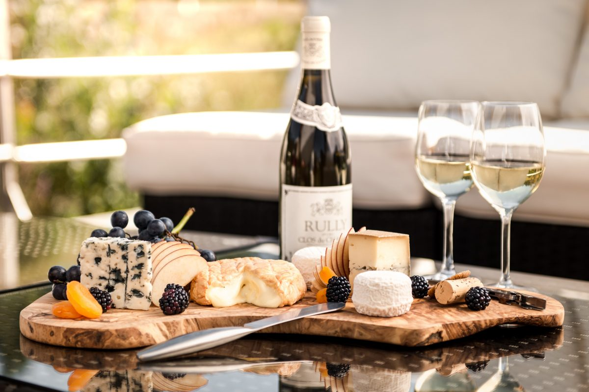 special offer on cruises with cheese plates
