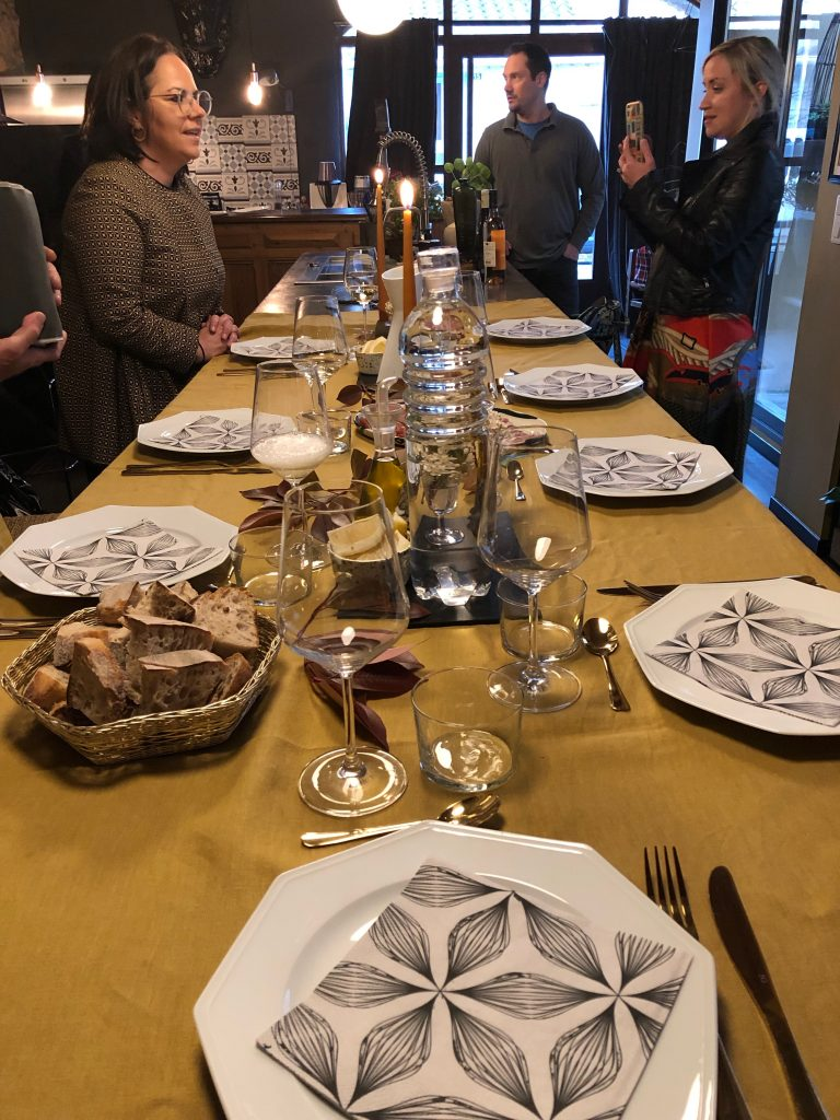 French Barge Cruise - Special Chef's Dinner Excursion