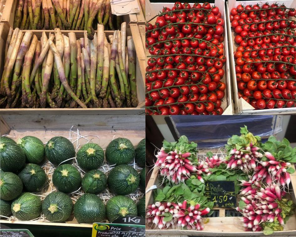 Narbonne Market - southern France