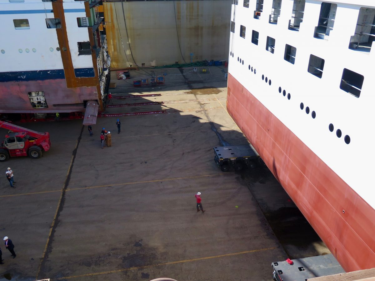 Windstar is Stretching ships