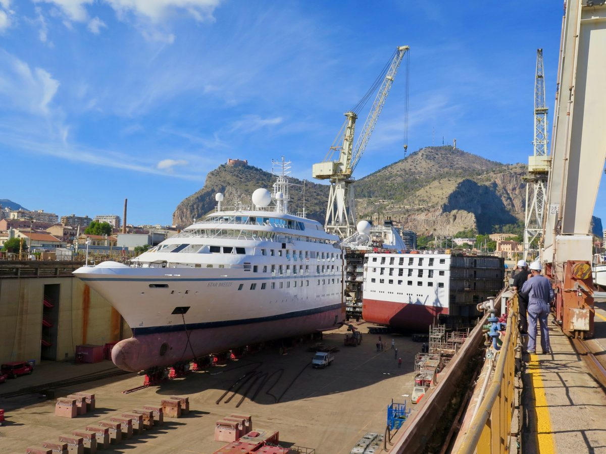 Windstar is Stretching Three Ships starting with Sea Breeze