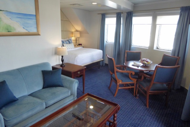 Great Lakes Cruising in an owner's suite