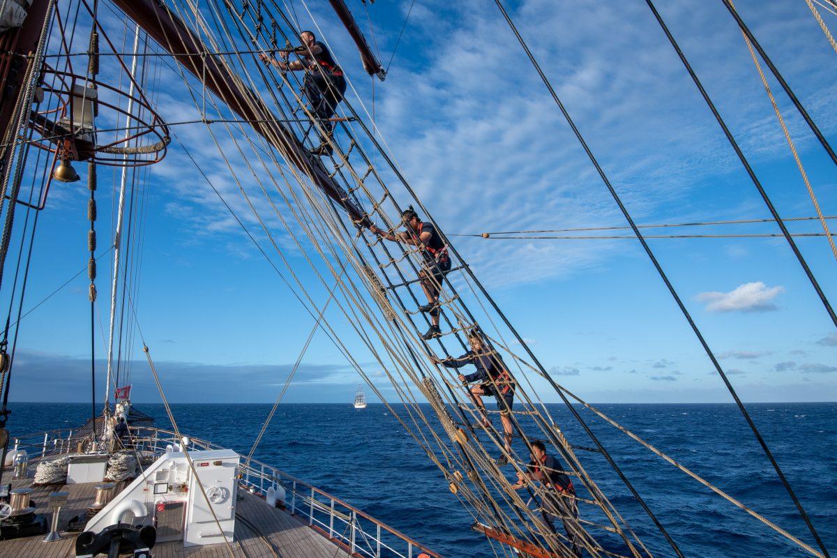 Canary Islands sailing cruise