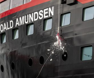 Hurtigruten's new Roal