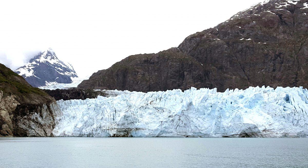 Marjorie Glacier in Alaska