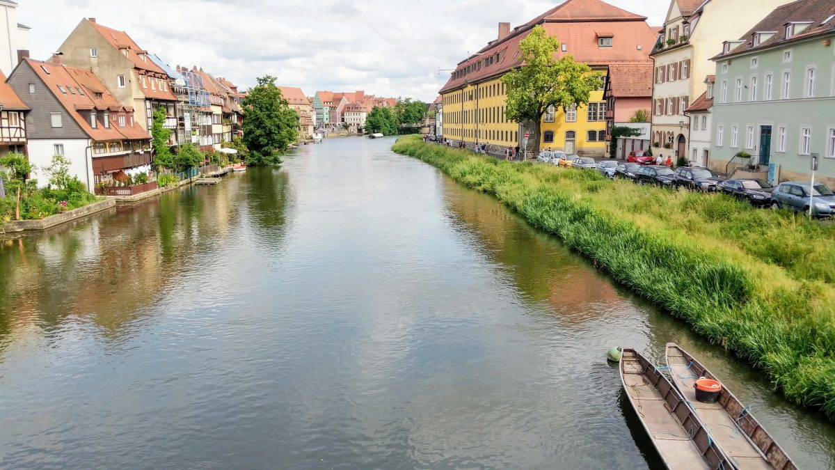 Bamberg visit on a Europe river cruise