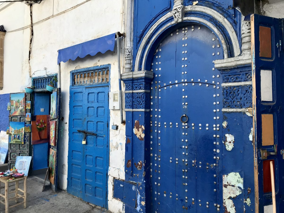 Rabat's old quarter