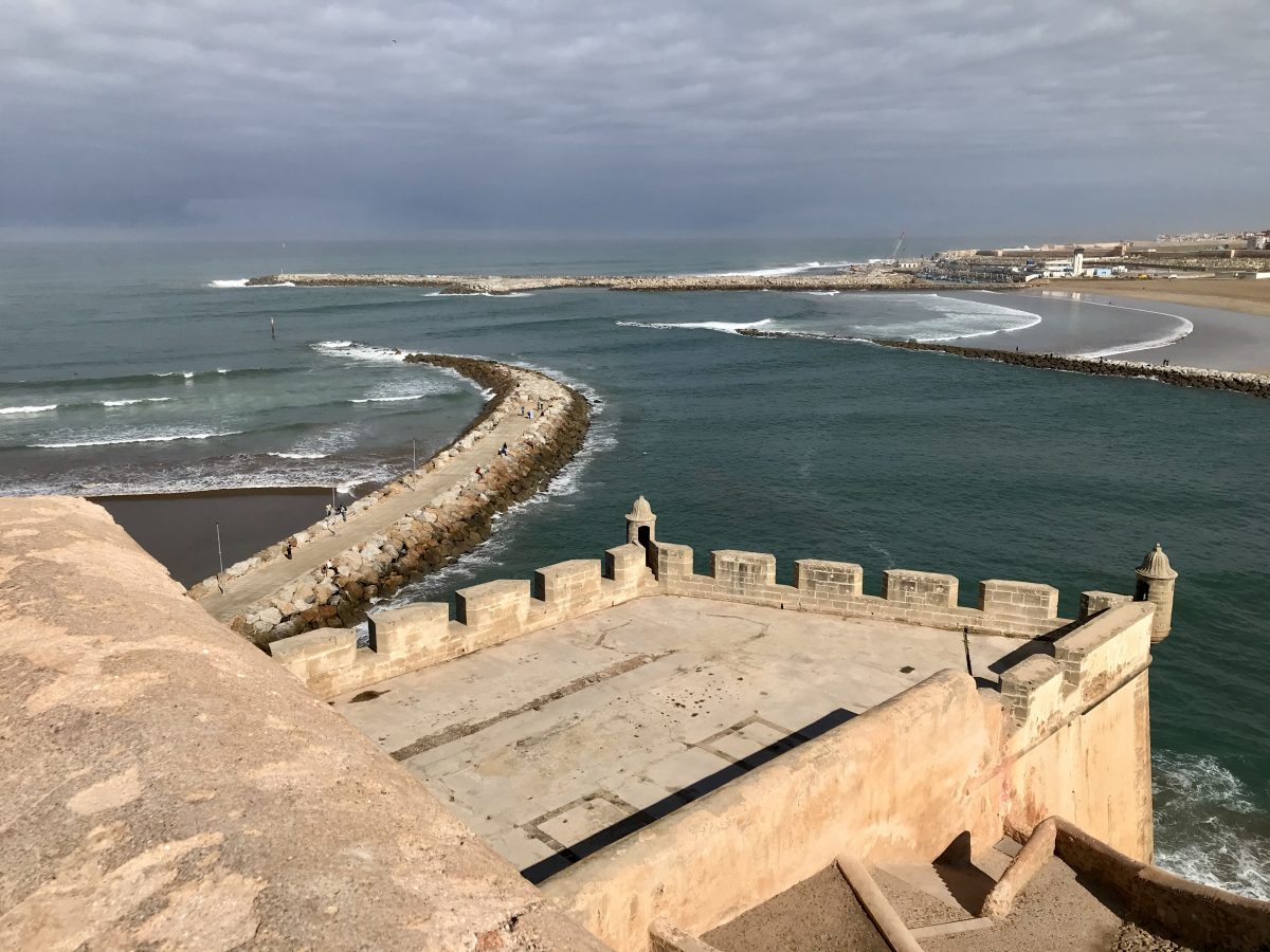 A visit to Rabat on a Canary Islands cruise