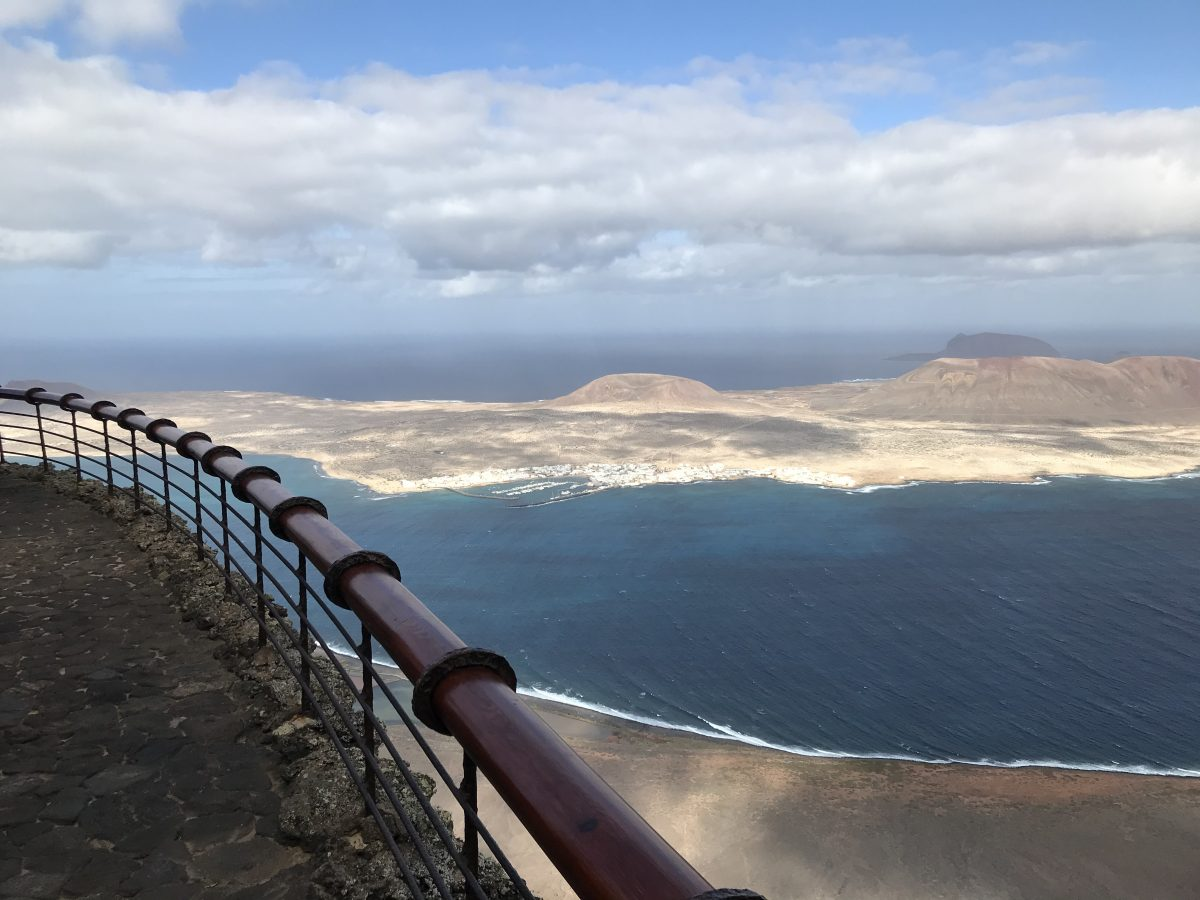 A stop Lanzarote on a Canary Islands cruise