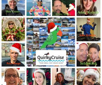 Happy Holidays from Quirky Cruise