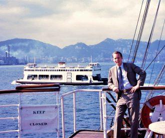 ted at sea