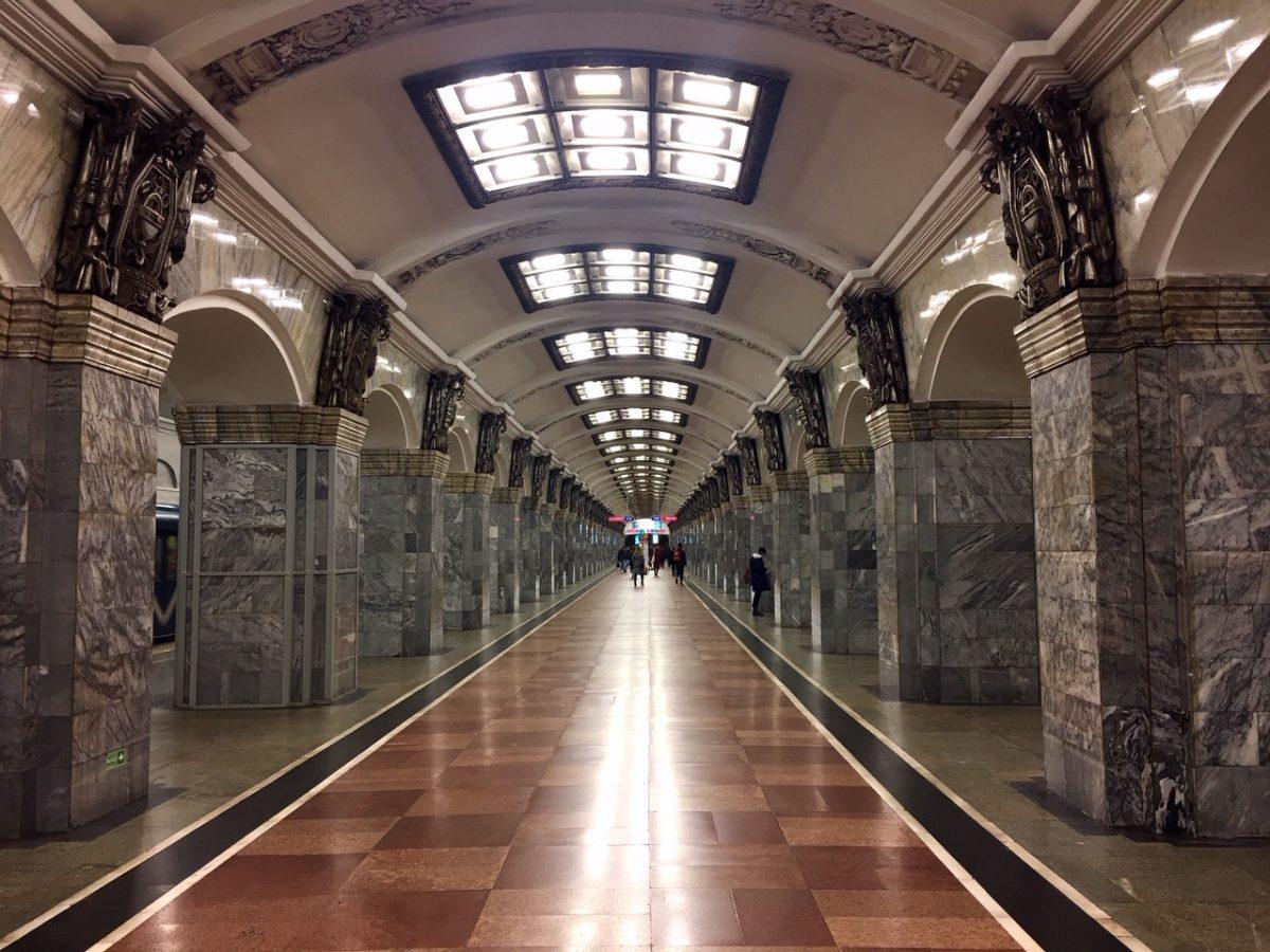 St Petersburg Metro System