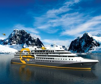 Quark Expeditions' Ultramarine new ship for 2020
