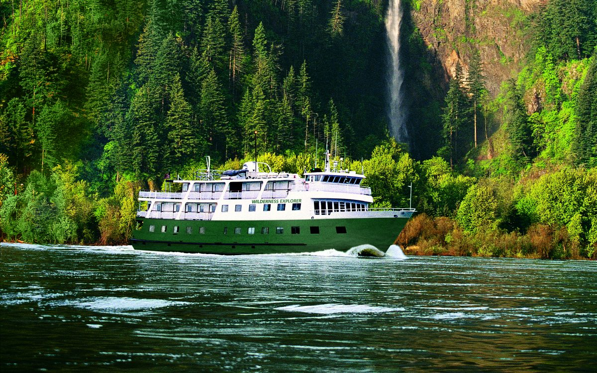 wave deals for Wilderness Explorer in Alaska