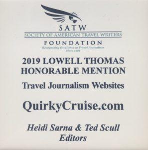 Lowell Thomas Award
