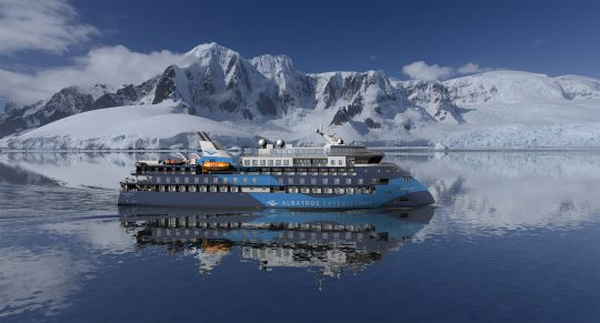 Albatros Expeditions new Ocean Victory