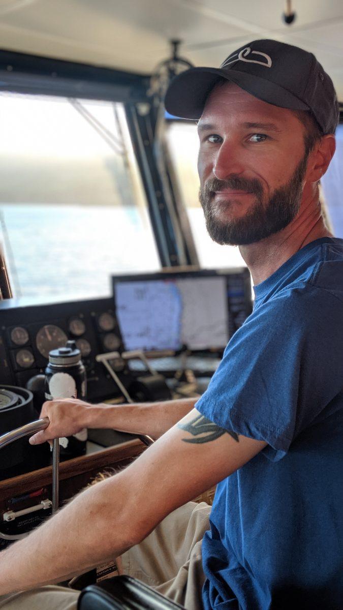 Hawaii Cruise with Captain Tyler