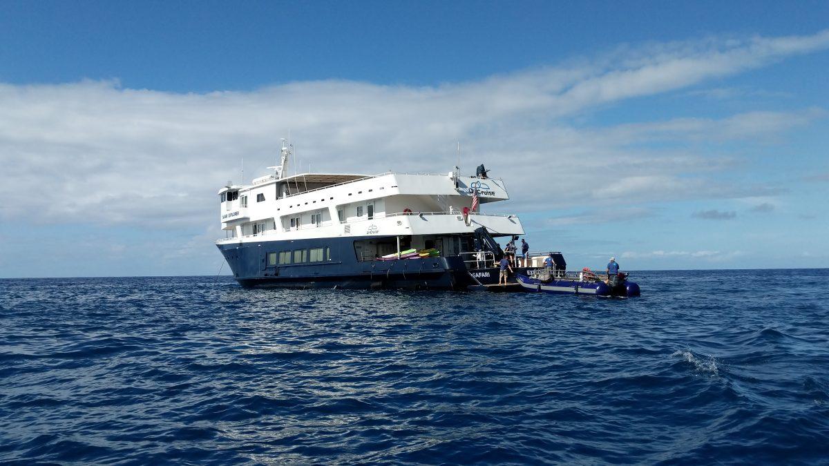 Hawaii cruise aboard the Safari Explorer