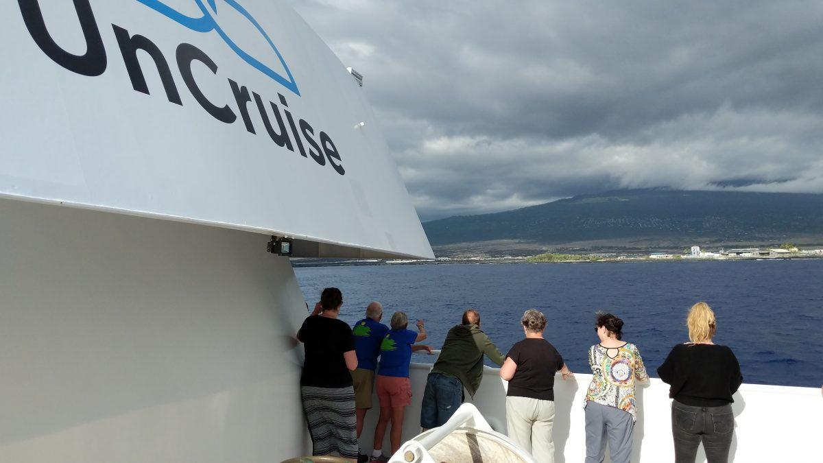 Hawaii cruise on Safari Explorer