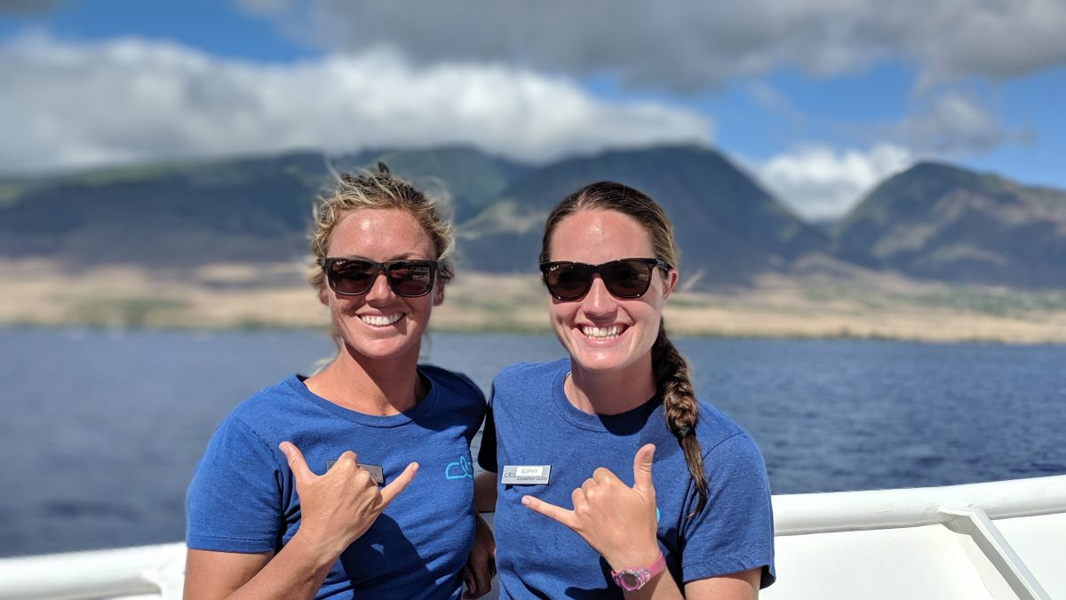 Hawaii cruise crew