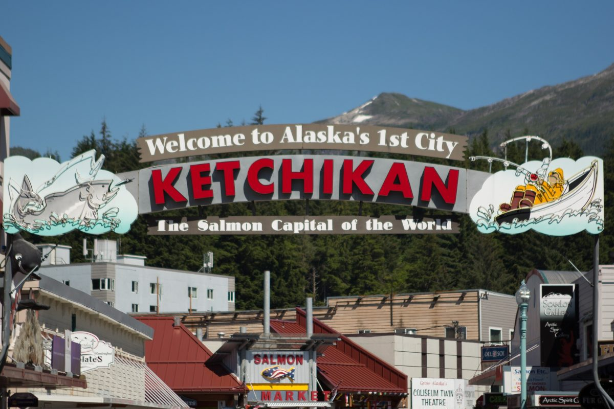 Visit Ketchikan on an Alaska Expedition Cruise