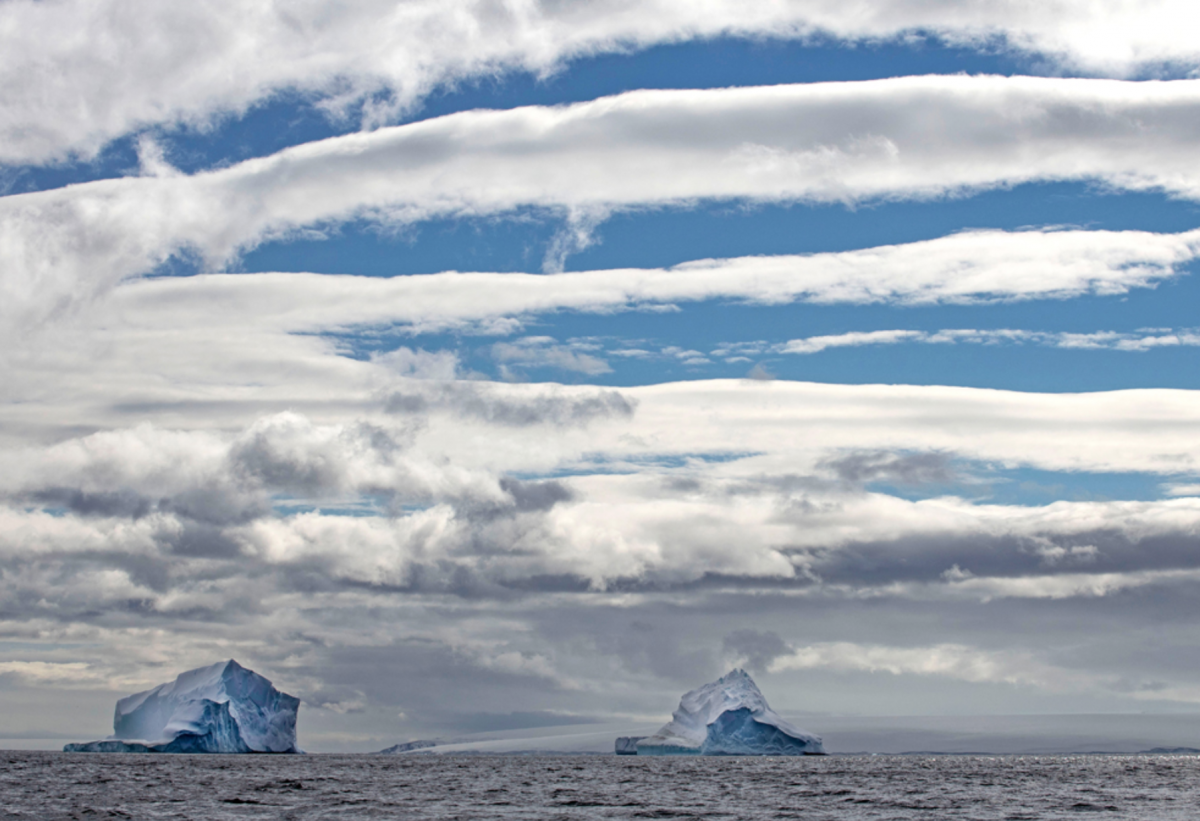 © Rick Sammon ice photo in Antarctica