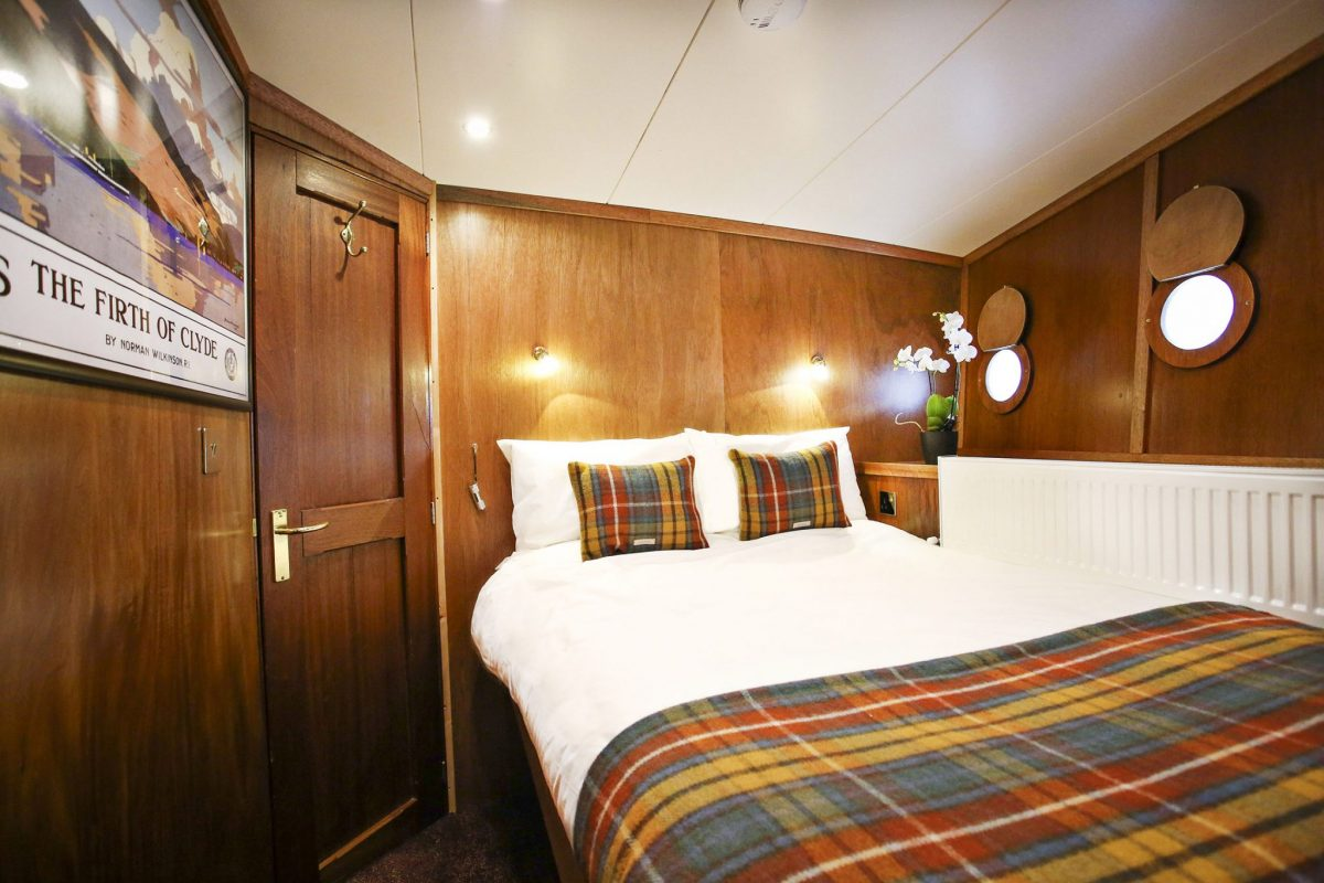 Splendour on a Scotland cruise