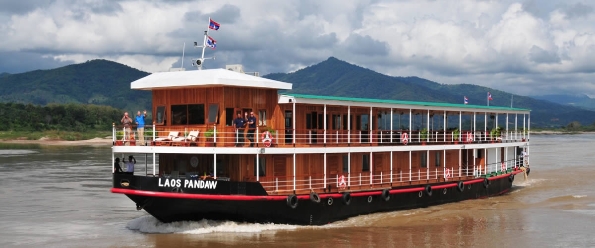 A cruise on the Laos Pandaw is on Heidi's travel list