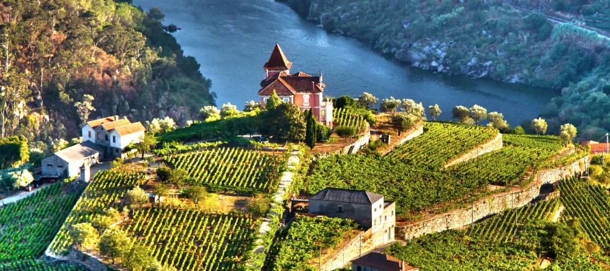 Douro River Valley is on Heidi's wish list