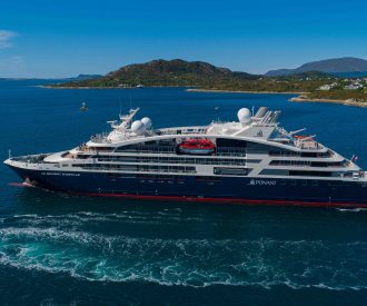 small-ship cruising restarts for Ponant