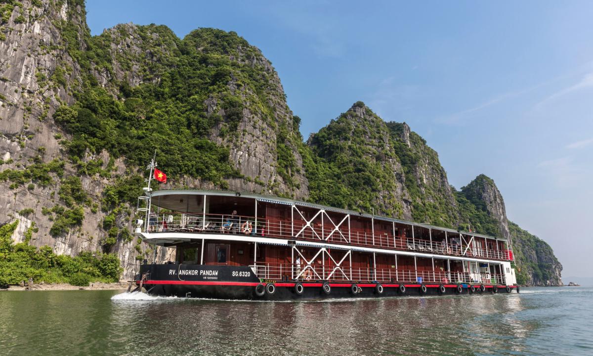 Pandaw River Cruises Restarts