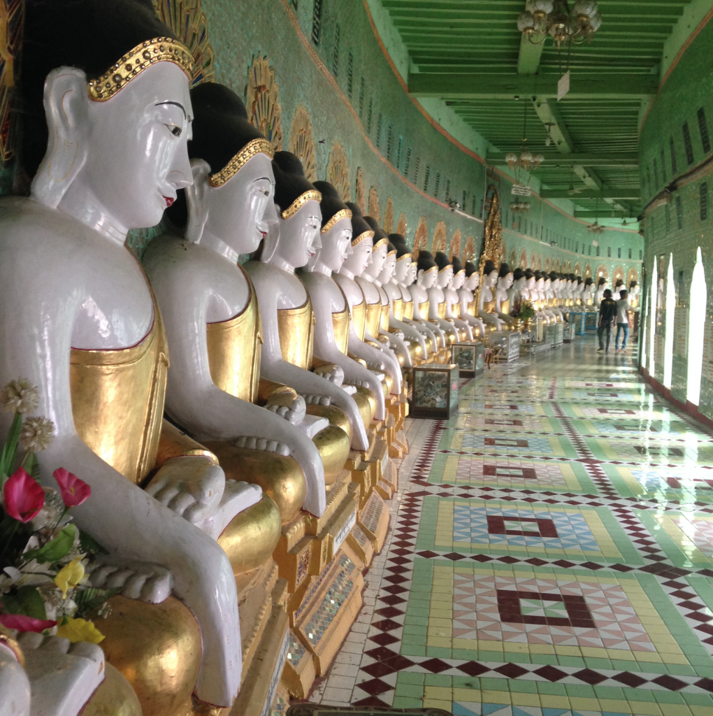 Pandaw Sagaing Myanmar