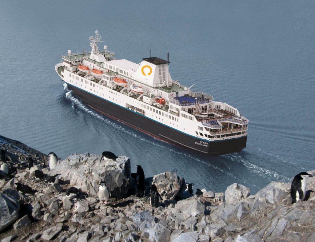 Expedition Cruise Ship