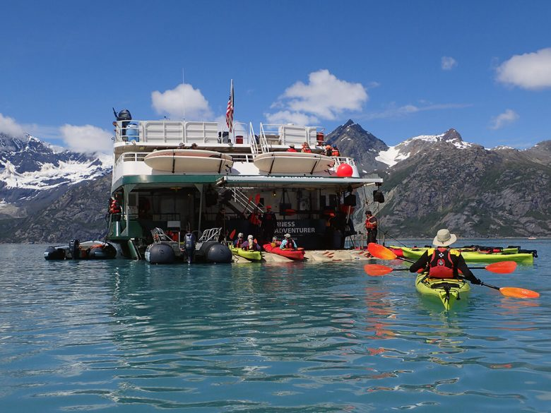 UnCruise Adventures Restarts Alaska with no ports