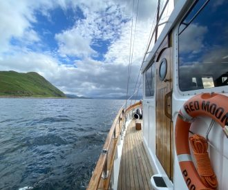 Red Moon Cruises in Scotland