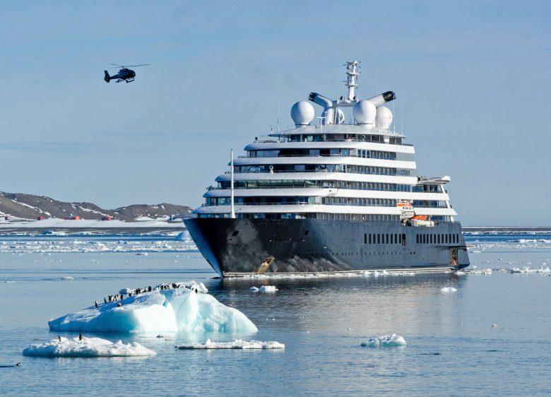 Scenic Eclipse Antarctica - Quirky Cruise