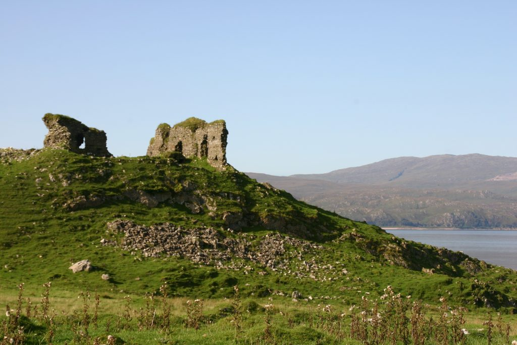 Castle on Lismore