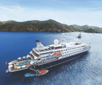 SeaDream yacht club new itineraries