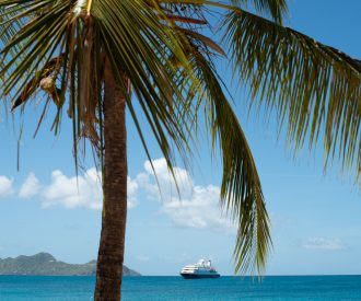 Seadream in the Caribbean