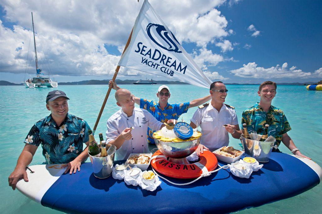 SeaDream caviar s