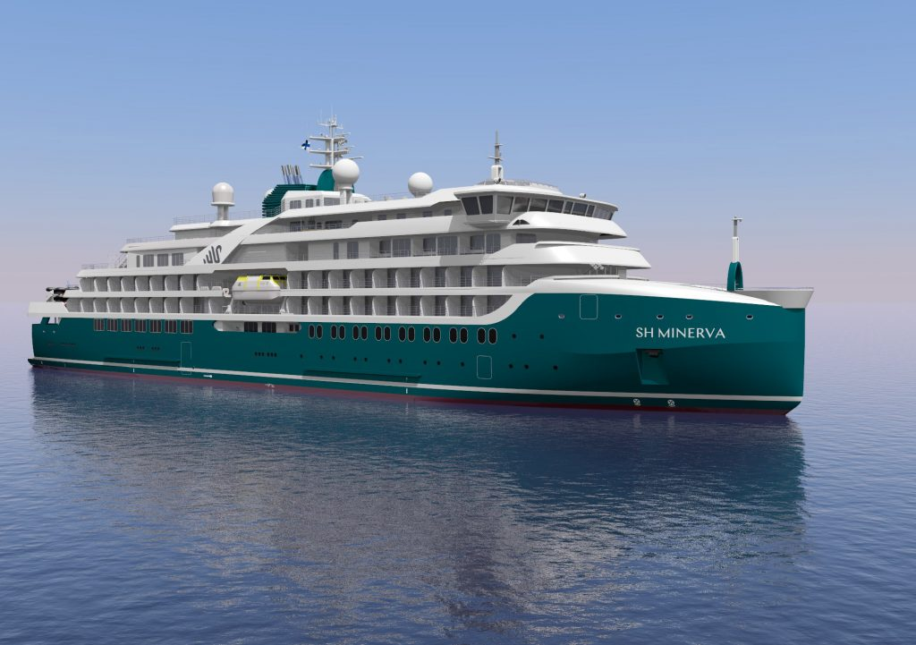 SH Minerva to launch