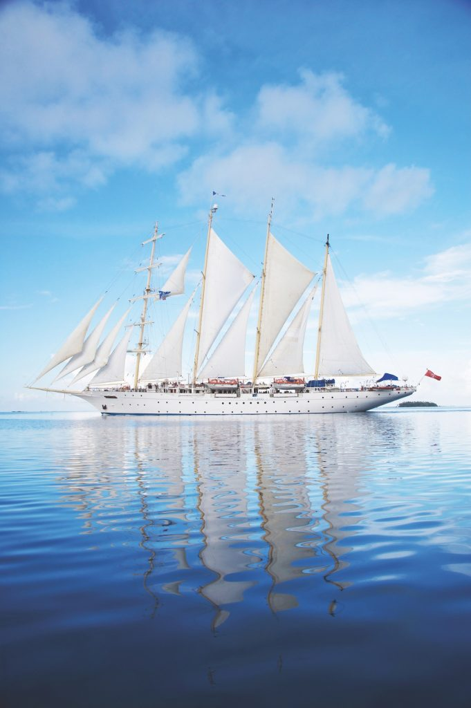 Star Clippers tall ships